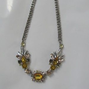 Women's Givenchy 3 Piece Necklace Yellow Stone
